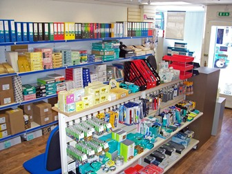 George Blackman Stationery Shop